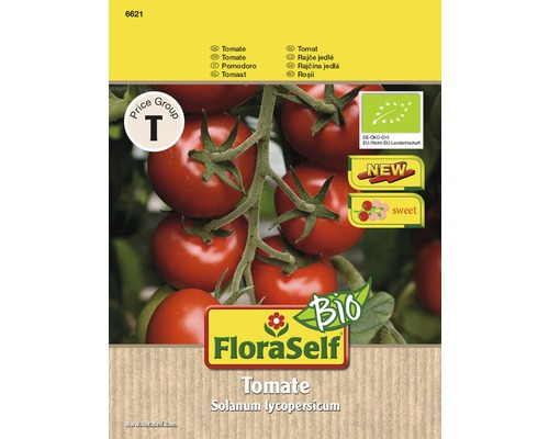 Rosii cherry, seminte de legume FloraSelfBio 'Bolstar Gimli'