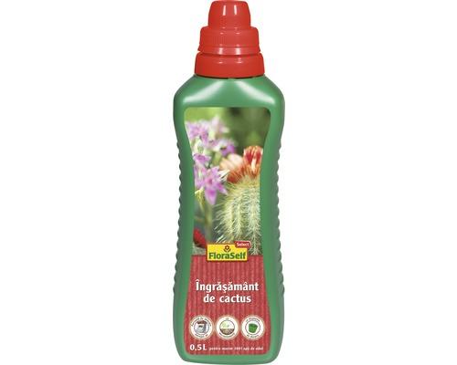 FloraSelf Select Ingrasamant pentru cactus, 500 ml