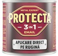 Email Protecta 3 in 1 auriu metalic texturat 0,5 l
