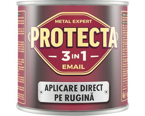 Email Protecta 3 in 1 auriu metalic texturat 2,5 l