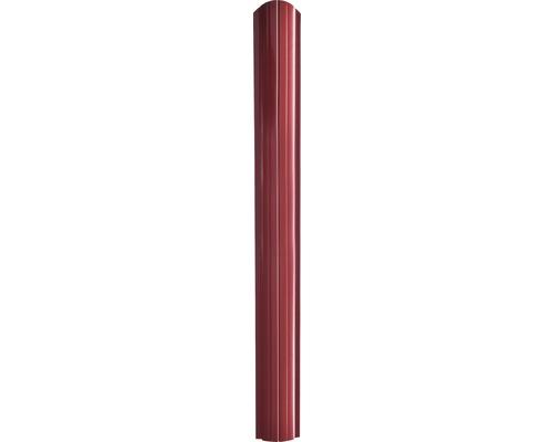 Sipca gard BFENCE 150x10,5 cm rosu