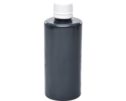 Vopsea retus pentru gard BFENCE, 100 ml, gri