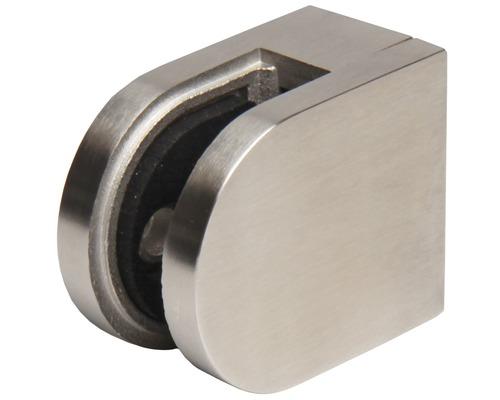 Clema fixare Belfort V4A, 5x4 cm, argintiu