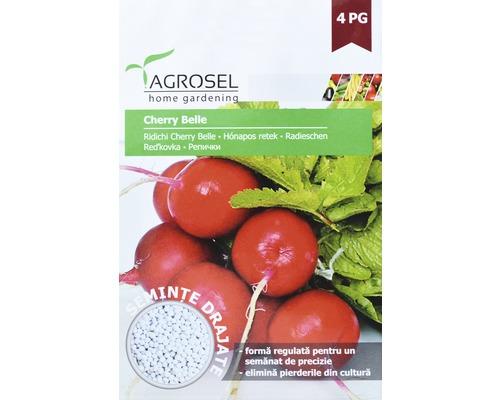 Seminte de legume, ridichi Cherry Belle, drajate