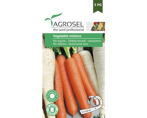 Seminte mix de legume banda