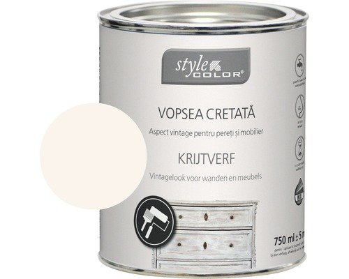 Vopsea creta StyleColor powder 750 ml