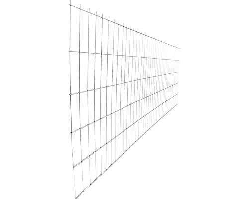 Panou gard 2D zincat 1030x2510 mm, 5/4/5 mm gri
