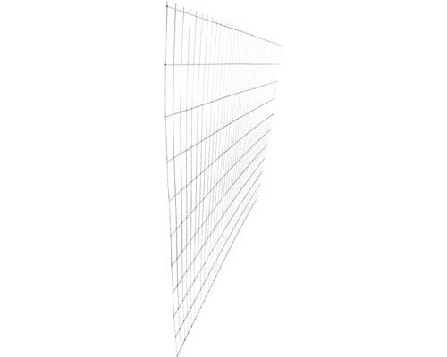 Panou gard dublu fir (2D), zincat, 2030 x 2510 mm, 5/4,5/5 mm