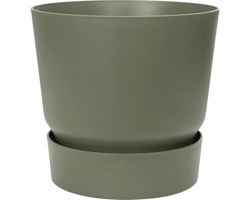 Ghiveci Greenville, Ø 40 cm, h 36 cm, verde