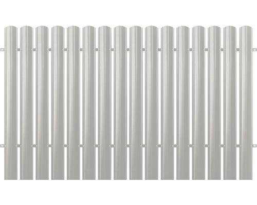 Panou gard Baufence, 1500 x 10,5 mm x 16, alb