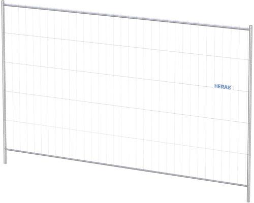 Panou gard mobil, h 2m, l 3,5 m