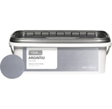 Vopsea cu efect metalic StyleColor argintiu 2,5 l
