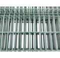 Panou gard 3D bordurat zincat 2500x1530 mm, 4 mm verde