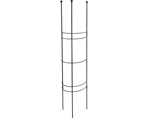 Spalier semirotund S, metal, 27x120 cm, antracit