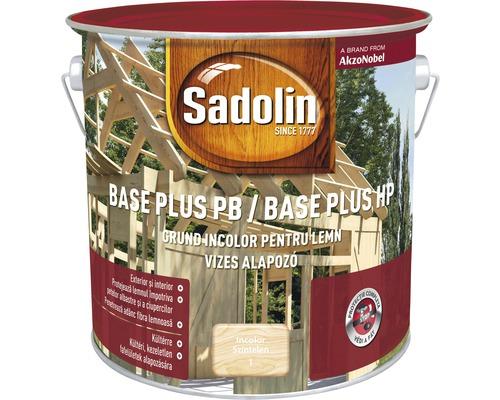 Grund incolor pentru lemn Sadolin Base Plus 2,5 l