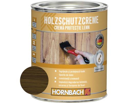 Crema de protectie pentru lemn, nuc 750 ml