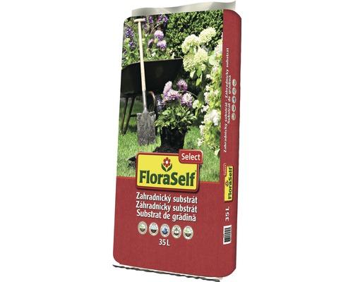 FloraSelf Select Pamant de gradina 35 l
