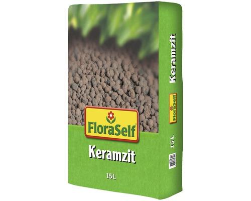 FloraSelf Keramzit 15 l
