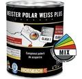 Vopsea lavabilă Meister Polar Weiss Plus bază C în nuanța dorită 1 l