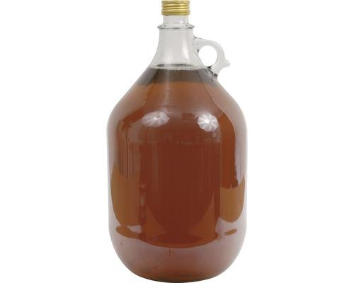 Damigeană sticlă cu dop 5 l