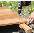 Holsuruburi pentru lemn de terasa Dresselhaus 5x40 mm otel inox A2, 200 bucati