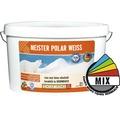 Vopsea lavabila Meister Polar Weiss baza B in nuanta dorita 15 l