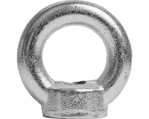 Piulite cu inel de ridicare Dresselhaus M8 DIN582 otel zincat, 10 bucati