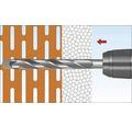 Dibluri plastic cu cui Tox Husky 8x120 mm, 50 bucati, pentru termoizolatii