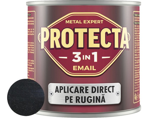 Email Protecta 3 in 1 negru 2,5 l