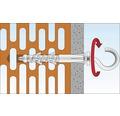 Dibluri plastic cu carlig rotund Tox Pirat Longbird 8x80 mm, pachet 2 bucati