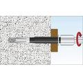 Ancore conexpand cu camasa Tox Control Ø12x120 mm, filet metric M10, 25 bucati