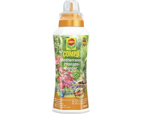 Fertilizator Compo pentru plante mediteraneene, 500 ml