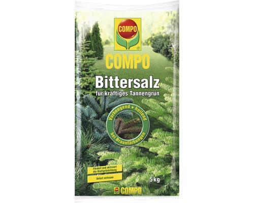Sare amara Compo pentru conifere, 5 kg