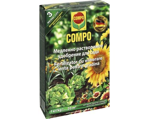 Fertilizator Compo pentru gradina,1 kg