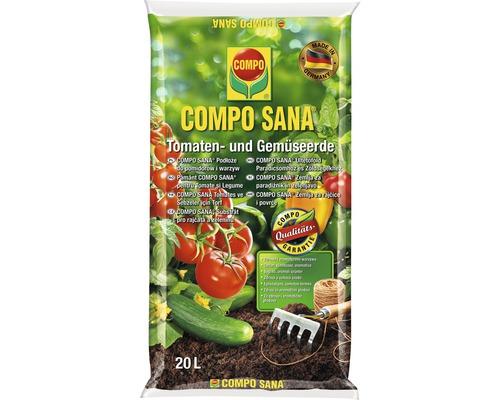 Pamant Compo pentru tomate, legume 20 l