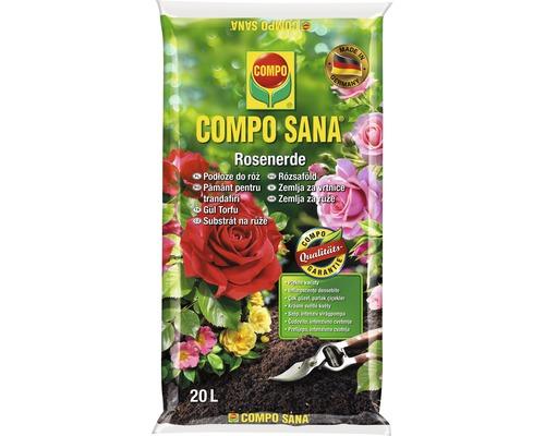 Pamant pentru trandafiri Compo Sana 20 l