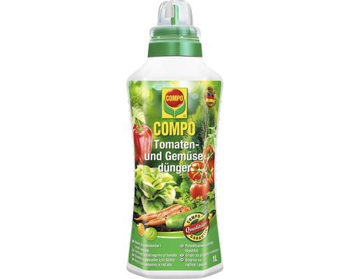 Fertilizator Compo pentru tomate, 1 l