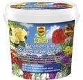 Îngrășământ Compo pentru mușcate și plante ghiveci, 800 g