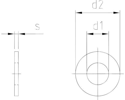 Holsuruburi cu cap bombat cruce Dresselhaus 4,2x16 mm DIN7981 otel inox A2, 100 bucati, pentru tabla