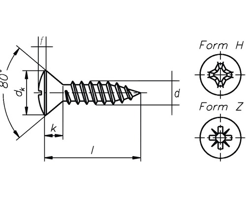 Holsuruburi cu cap semibombat cruce Dresselhaus 3,5x19 mm DIN7983 otel zincat, 100 bucati, pentru tabla