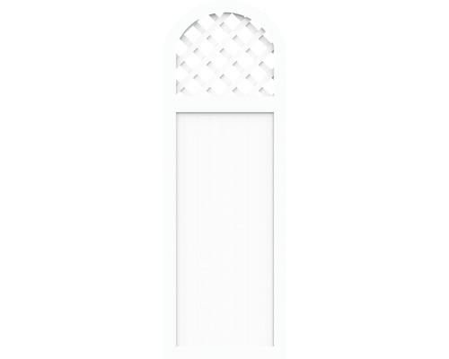 Element partial BasicLine tip Y 90 x 205/180 cm, alb