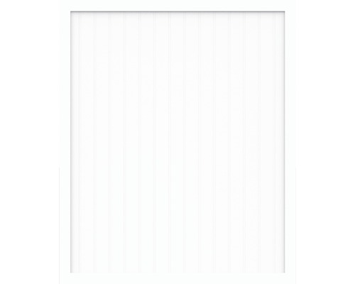 Element principal BasicLine tip A 180 x 180 cm, alb