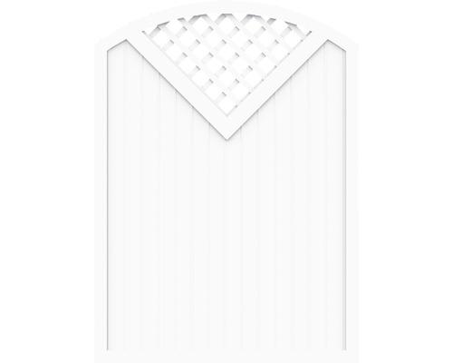 Element principal BasicLine tip G 180 x 205/180 cm, alb