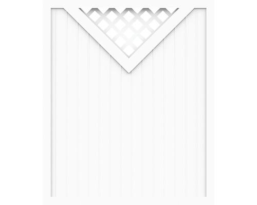 Element principal BasicLine tip B 180 x 180 cm, alb