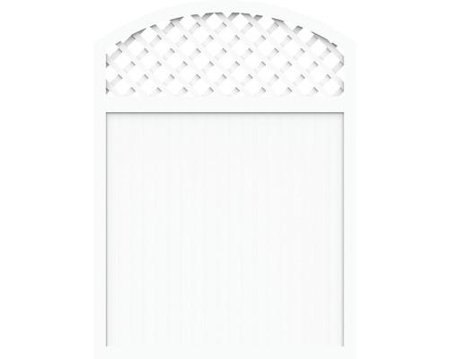 Element principal BasicLine tip X 180 x 205/180 cm, alb