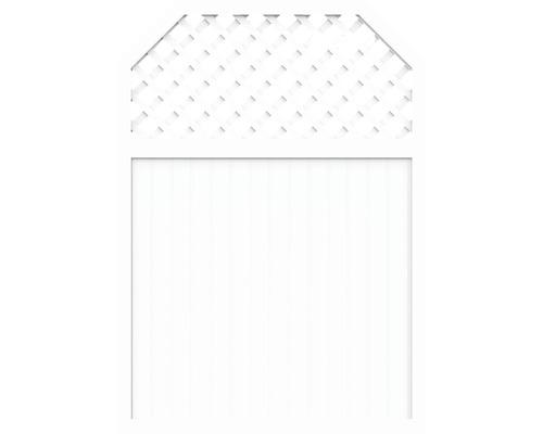 Element principal BasicLine tip I 180 x 210/180 cm, alb