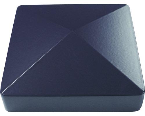 Capac stalp piramida Belfort 8,7 x 8,7 cm, antracit