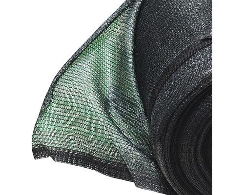 Plasa de umbrire 5 x 50 m, grad de umbrire 40%, verde