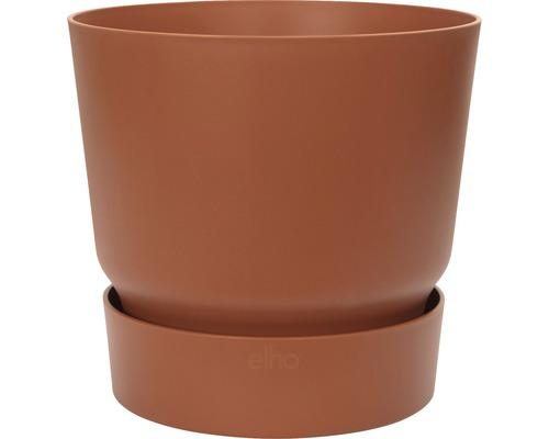 Ghiveci Greenville, Ø 25 cm, h 23,31 cm, rosu