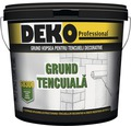 Grund vopsea pentru tencuieli decorative DEKO G8300 alb 25 kg